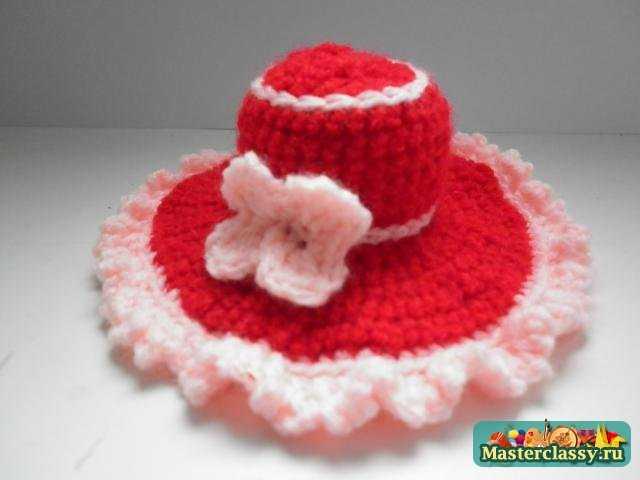 Игольница - шляпа.