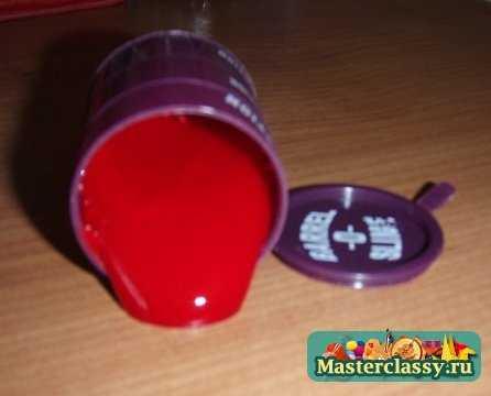 Фото инструкция как сделать лизуна