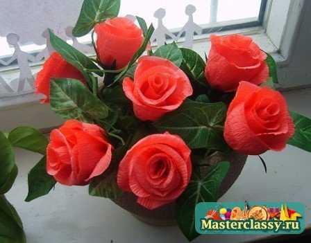 Тюльпаны, лилии, ромашки
