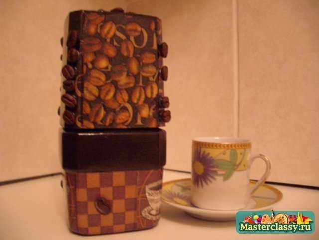 Поделки из банок для кофе 140