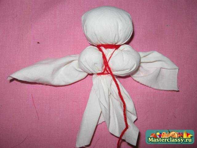 Кукла - мотанка Травница.