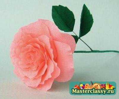 Схемы цветов из бумаги. «