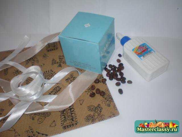 Коробочки для конфет из картона своими руками