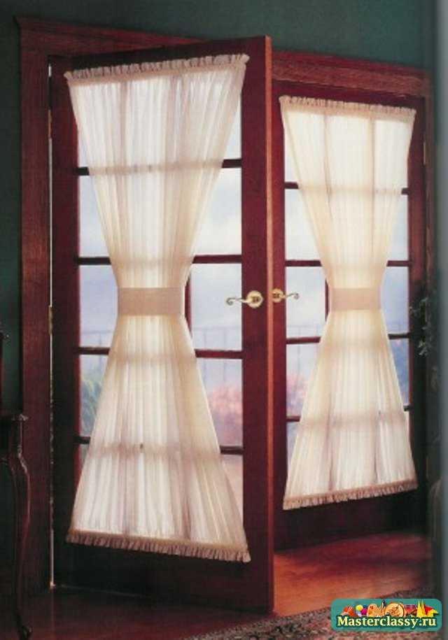 Японские шторы  своими руками