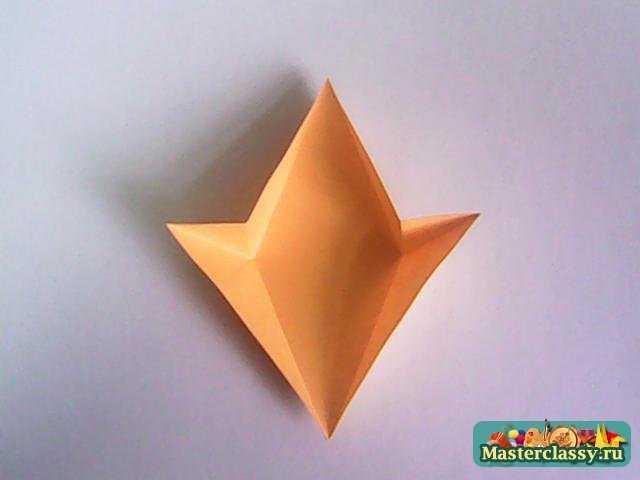 Оригами кенгуру.