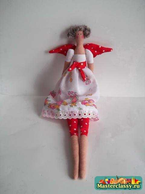Кукла матильда своими руками мастер класс