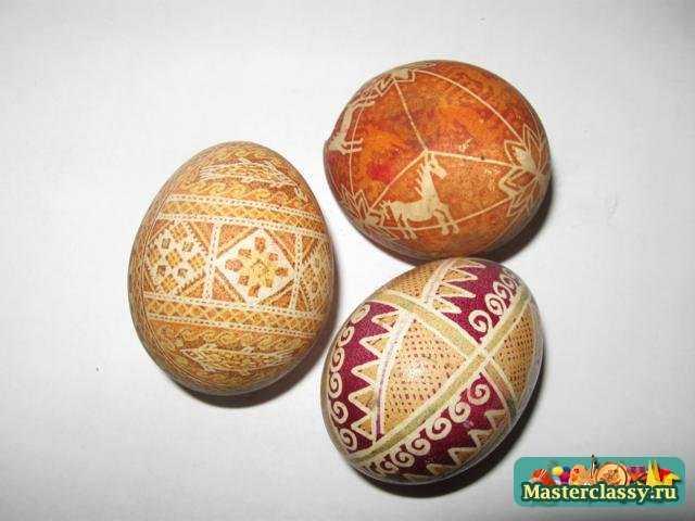 яйцо-писанка