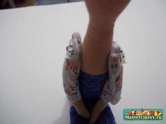 Кукла тильда от Анне Расмуссен мастер класс
