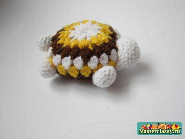Черепаха. Мастер класс