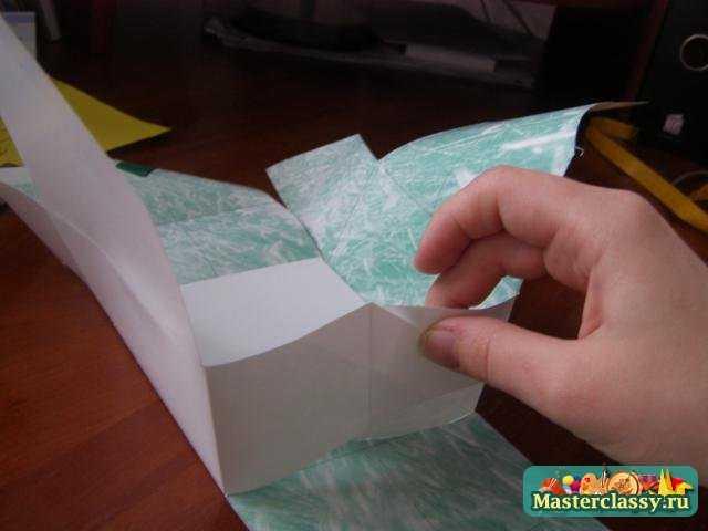 бумаги как делать коробочку из.  Коробочка из бумаги Схемы оригами.