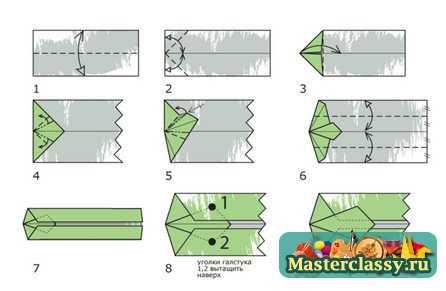 Деньги - оригами