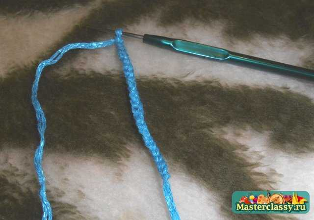Вязаные сапоги крючком. Мастер класс с фото