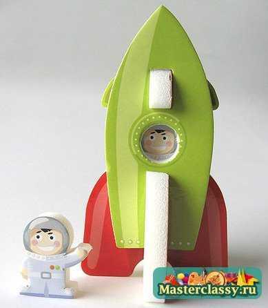 космический корабль или