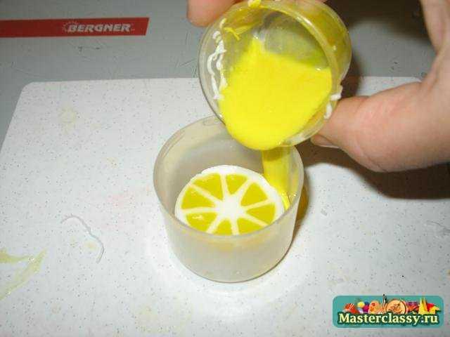 Мыло из лимона своими руками 36