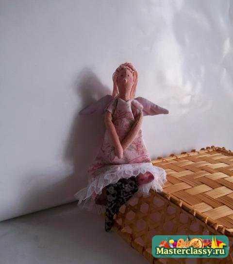 Кукла Тильда Принцесса Мастер класс и выкройка.