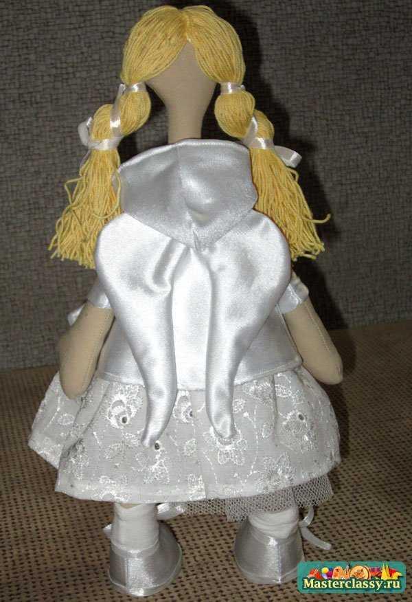Волосы куклы своими руками мастер класс фото 779