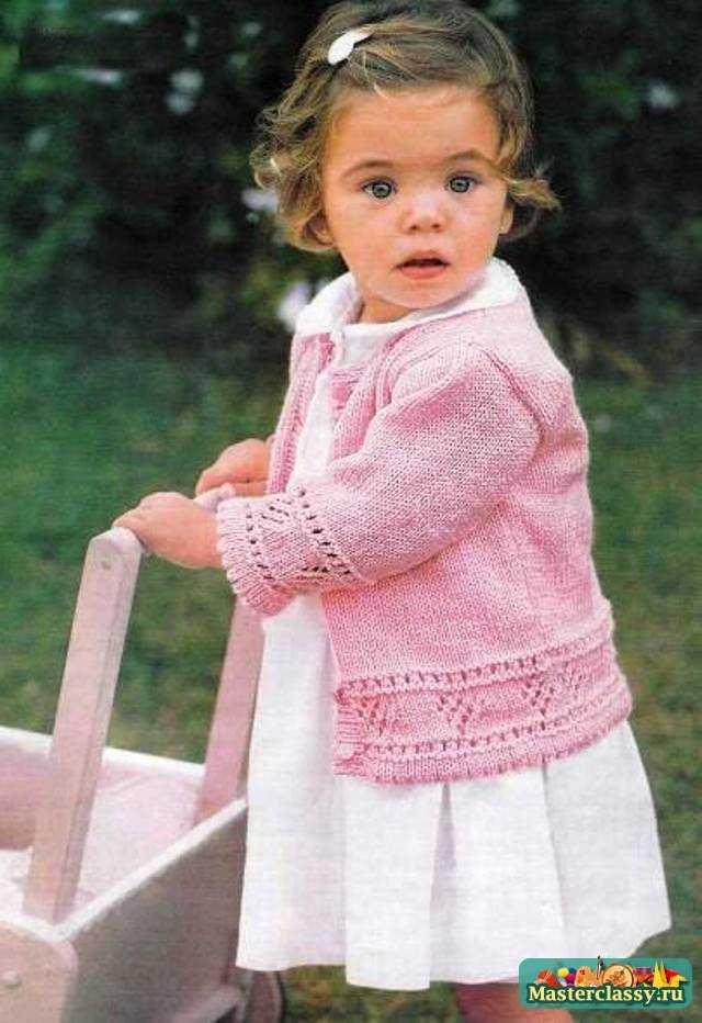 Описание: Вязание для детей 3 лет схемы даны на.