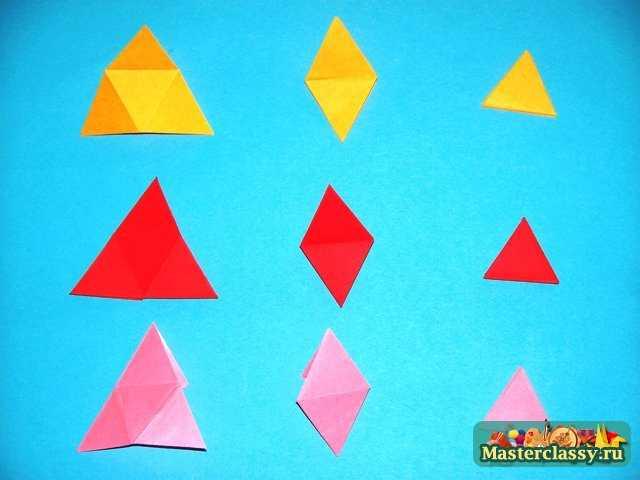 Треугольный модуль для