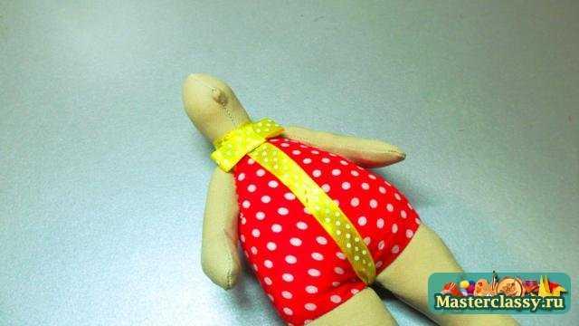 Тильда купальщица Мастер класс с пошаговыми фото