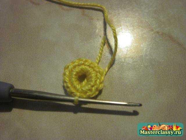 Вязание украшений. Браслет - весенний. Мастер класс