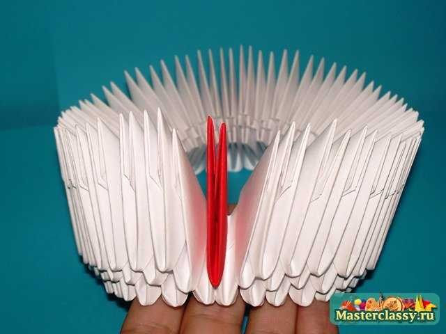 #5: Модульное оригами схема сборки торта Планета Оригами.  Как лучше ухаживать за собой. #3: Модульное оригами.  Торт.
