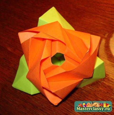 ����������� - �������. Magic Rose cube. ������ �����