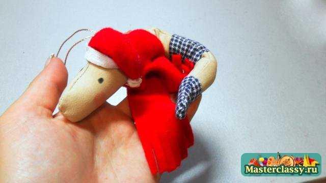Новогодняя игрушка своими руками пошаговое фото