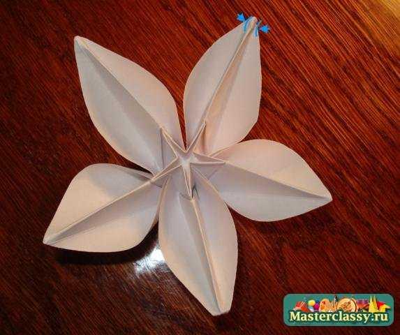 Оригами Карамбола. Мастер
