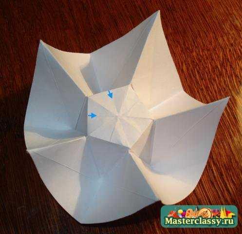 Оригами Сarambola.