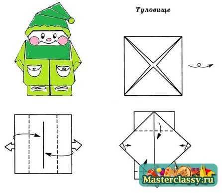 Как сделать колпак из бумаги для гнома