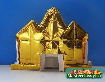 Как сделать оригами Дракон.