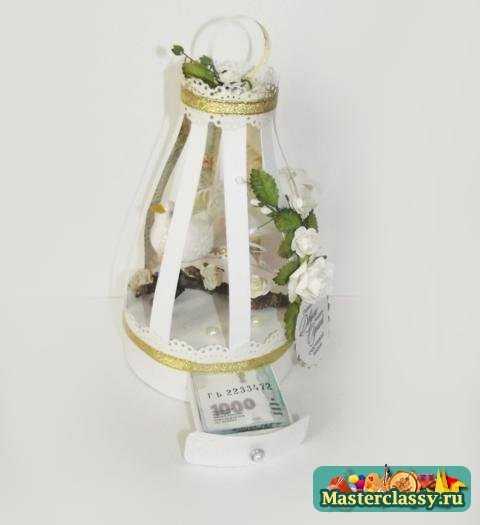 Подарки на свадьбу своими руками мастер 721