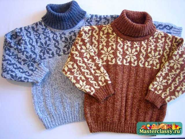 Авторский комментарий: Вязаный свитер. вязание спицами.  Авторский комментарий: Модные свитера осень-зима.