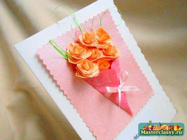 Подарок для мамы мастер класс
