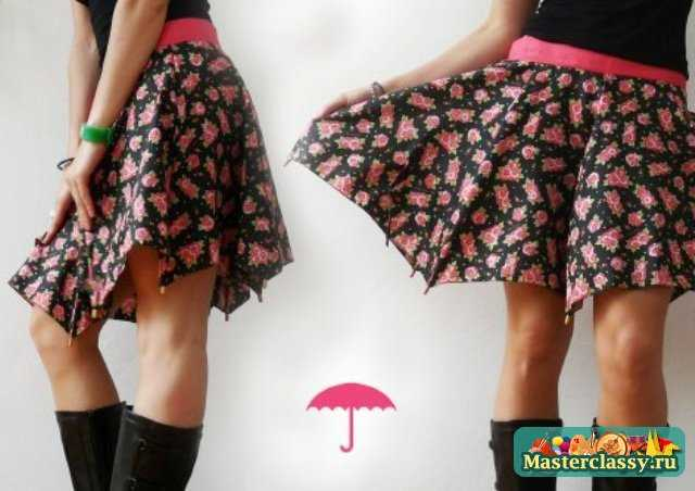Что можно b сделать /b из зонтика - Одежда и.