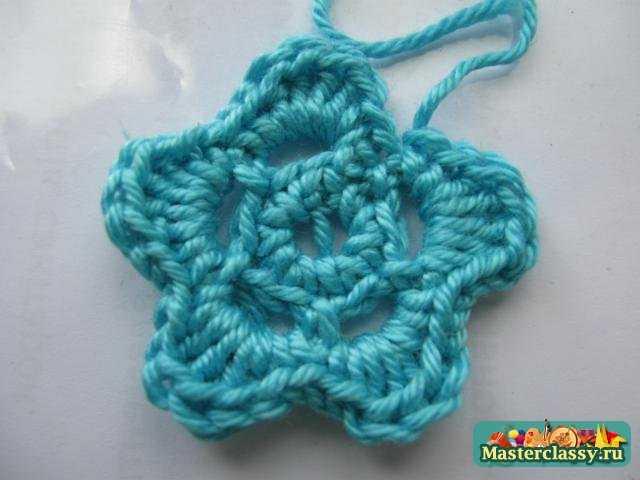 Вязание резинки с накидом в виде шишек на спицах