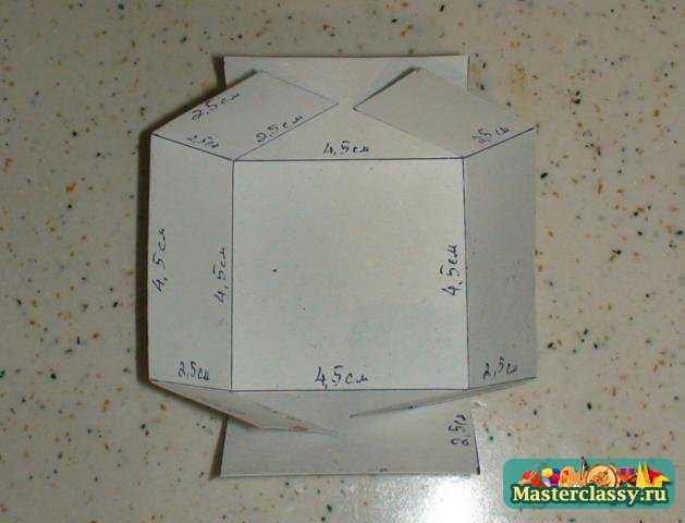 Как делают за коробочки