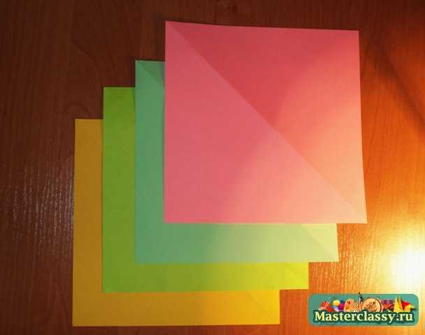 Оригами «Спираль» (Spiral).