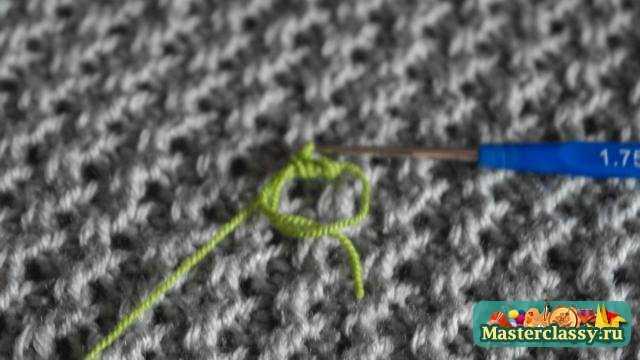 Прихватка - змея. Мастер класс с фото