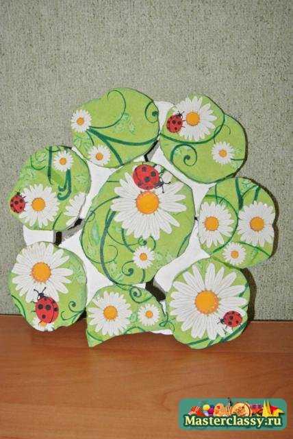 Рисунок вазочка для цветов