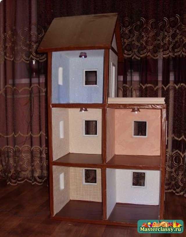 Мебель для барби мастер класс