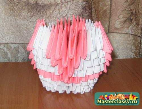 Оригами. Чайный сервиз.