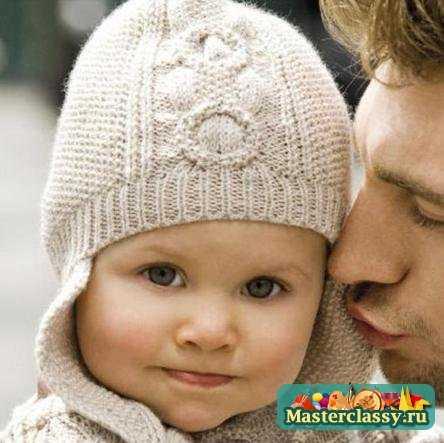 Вязание шапочек для девочек