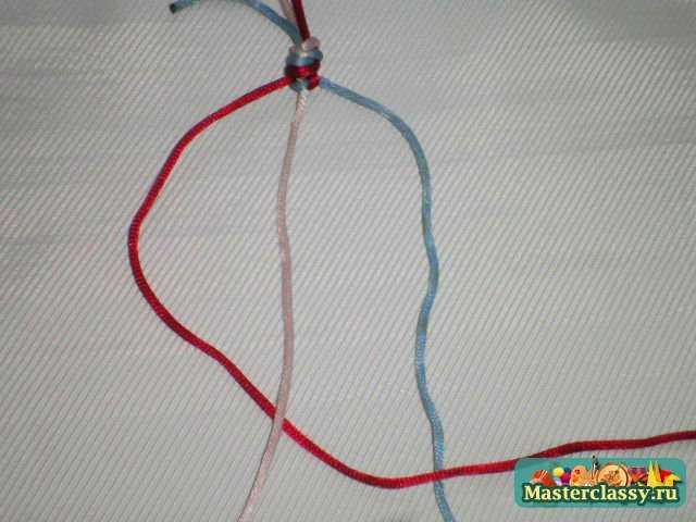 плетение шамбалы