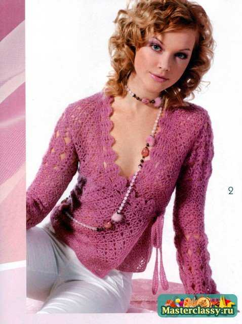 Gift presents for women: Fashion crochet