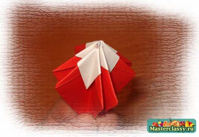 Лепка 63 Поделка из бумаги в технике модульное оригамиby Сергей Тарасов 4, 481 Отличная схема оригами для начинающего...
