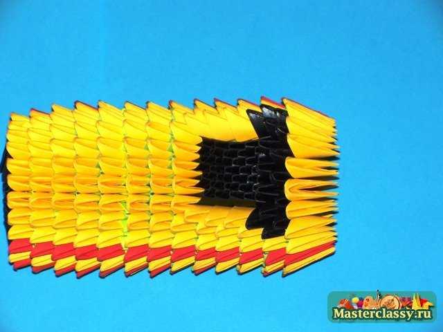 Модульные оригами с пошаговыми