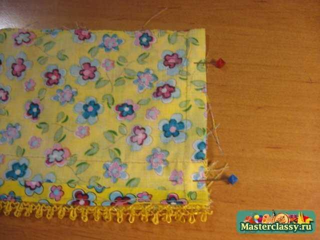Пошив текстильной куклы. Мастер класс