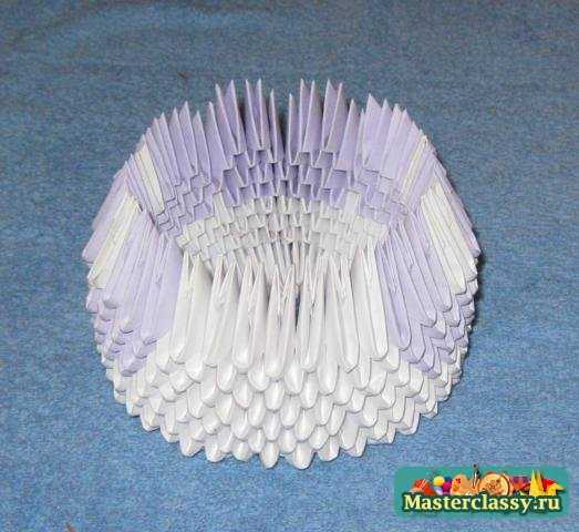 Оригами. Дед Мороз. Мастер класс с пошаговыми фото