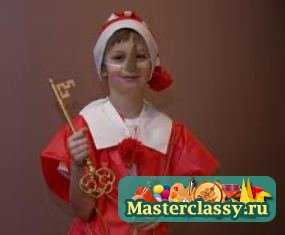 Новогодние костюмы для мальчиков своими руками принца